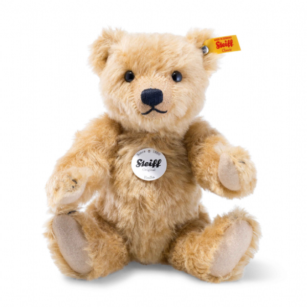 Emilia jointed mohair Steiff teddy bear. 027796